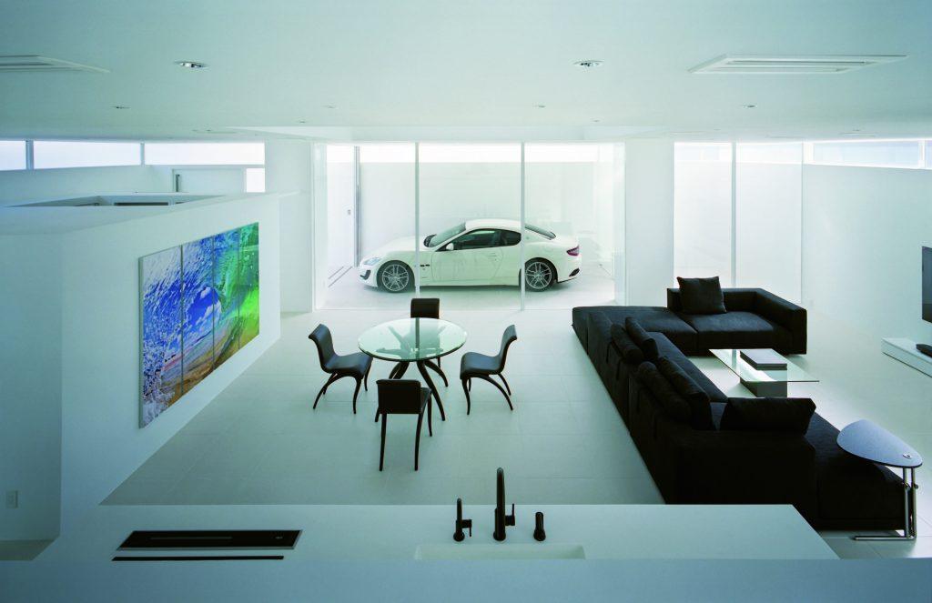 Maserati Granturismo Carchitecture 2