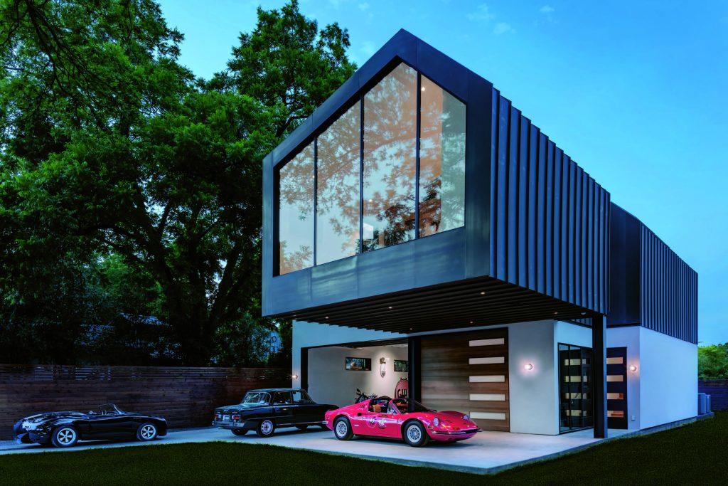 Alfa and Ferrari Carchitecture