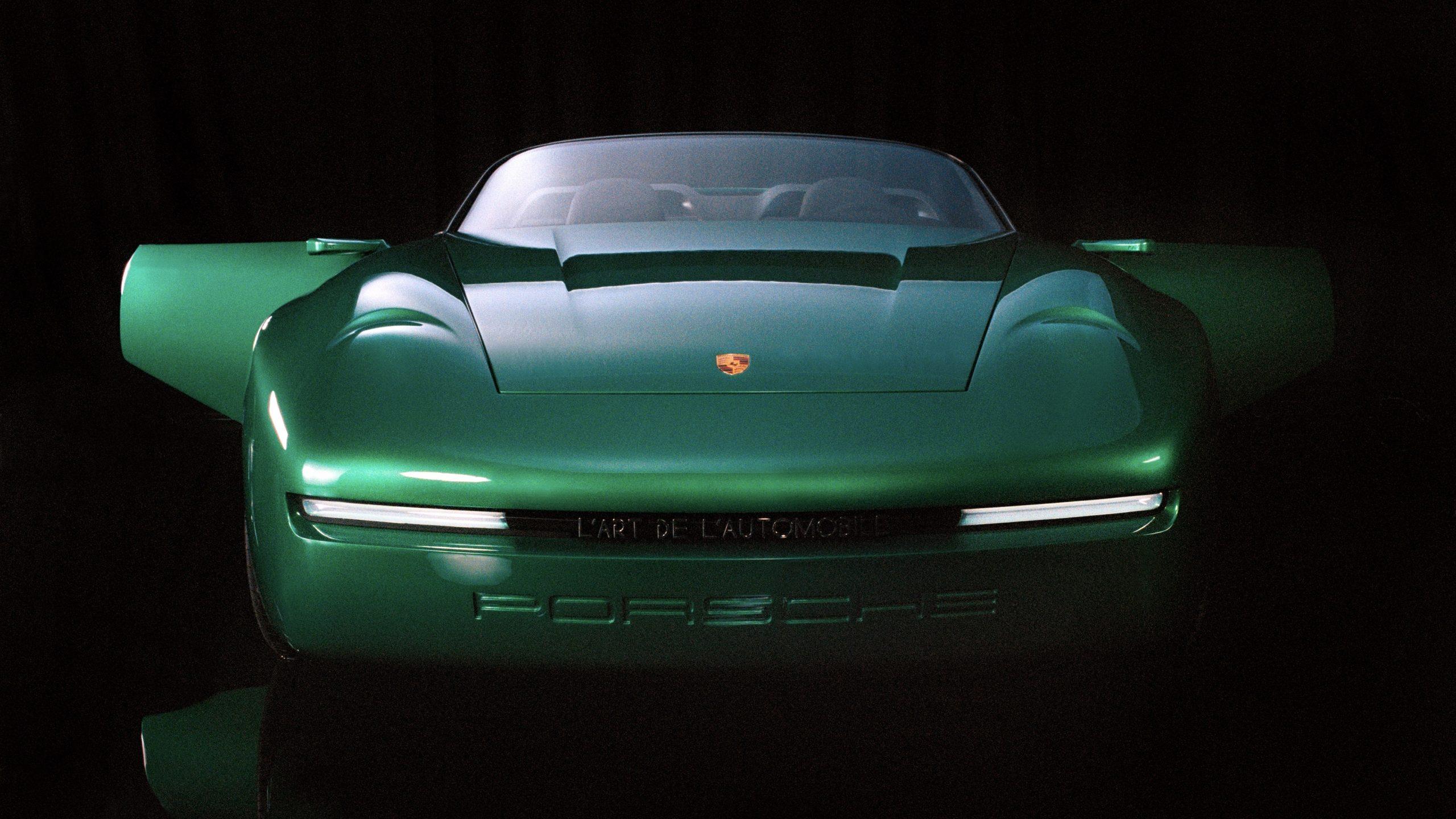 Porsche 968 l'art 3