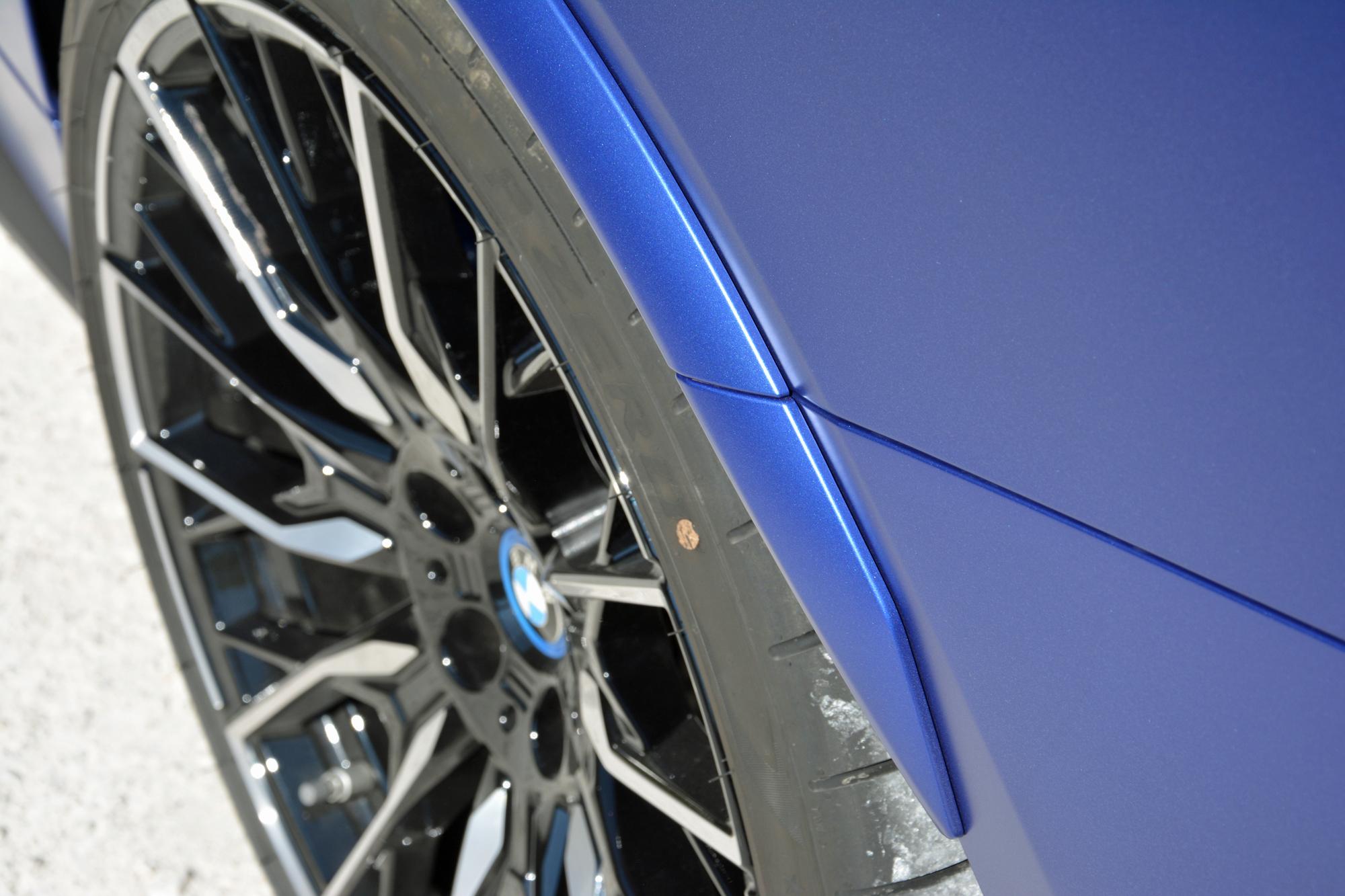2022 BMW i4 M50 trim wheel tire