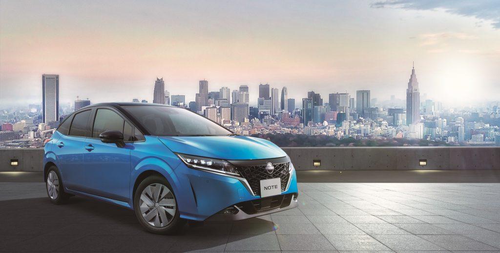 2020 Nissan Note e-Power