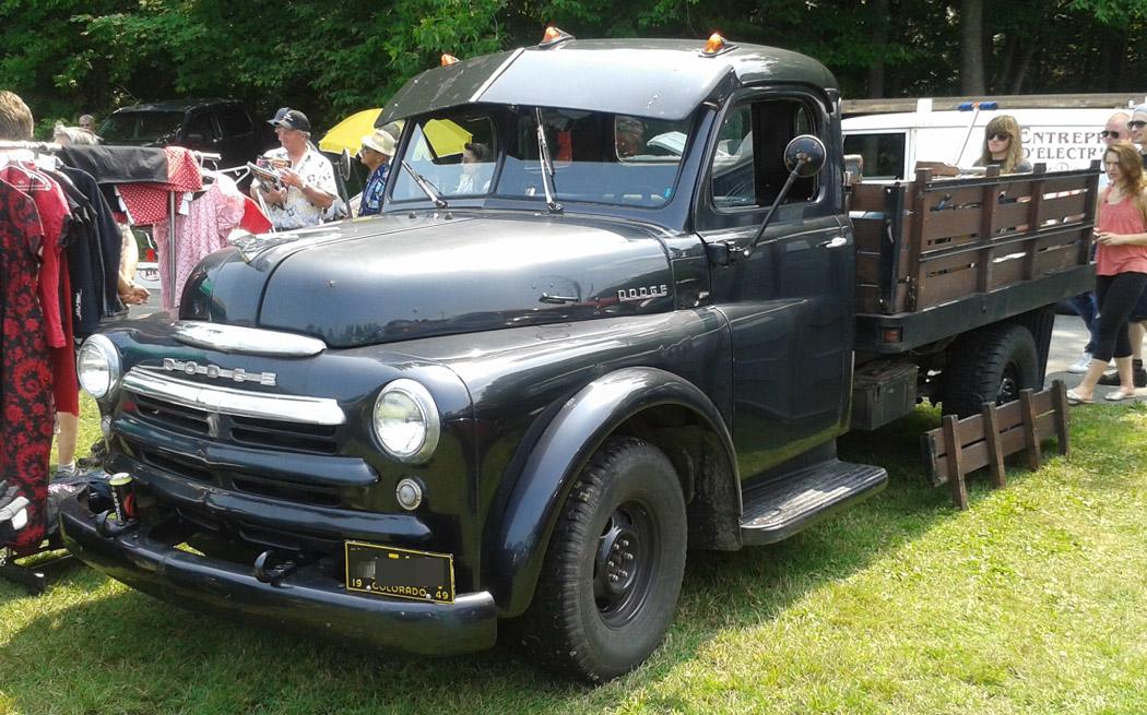 1949 Dodge B-Series