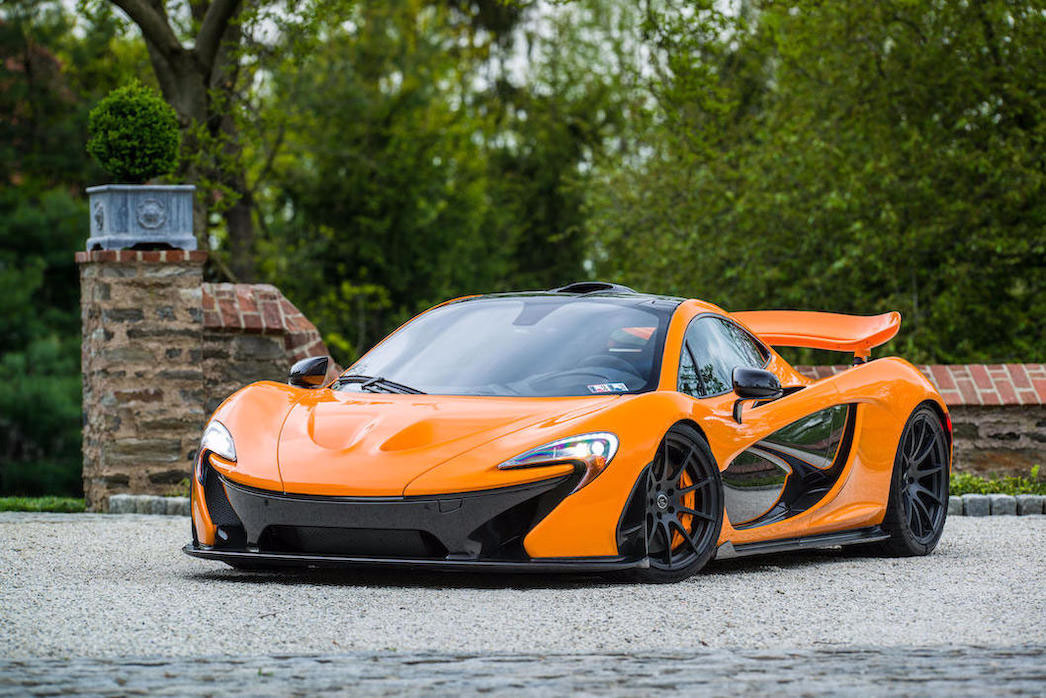 "2014 McLaren P1 Coupe sold for            <figcaption>            This 2014 McLaren P1 Coupe sold for $2,090,000 (Bonhams)        </figcaption>,090,000″ title=""2014 McLaren P1 Coupe sold for<figcaption>            This 2014 McLaren P1 Coupe sold for $2,090,000 (Bonhams)        </figcaption>,090,000″><figcaption class="