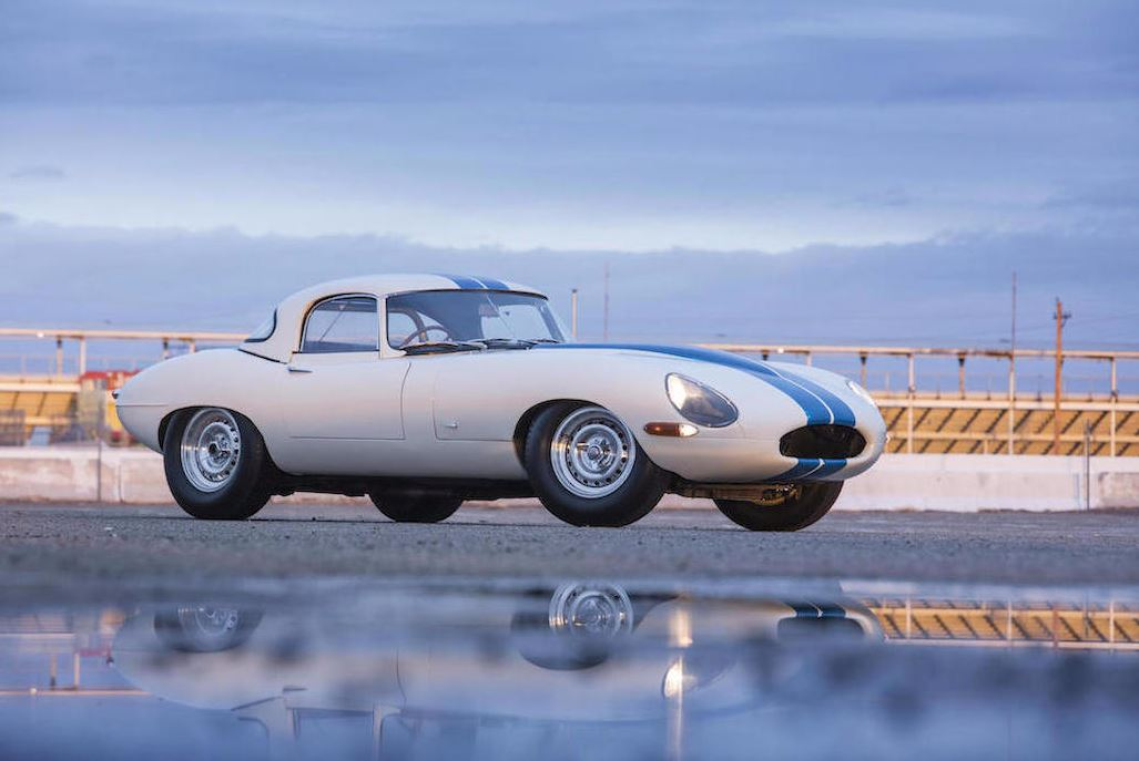 1963 Jaguar XKE Series I Lightweight