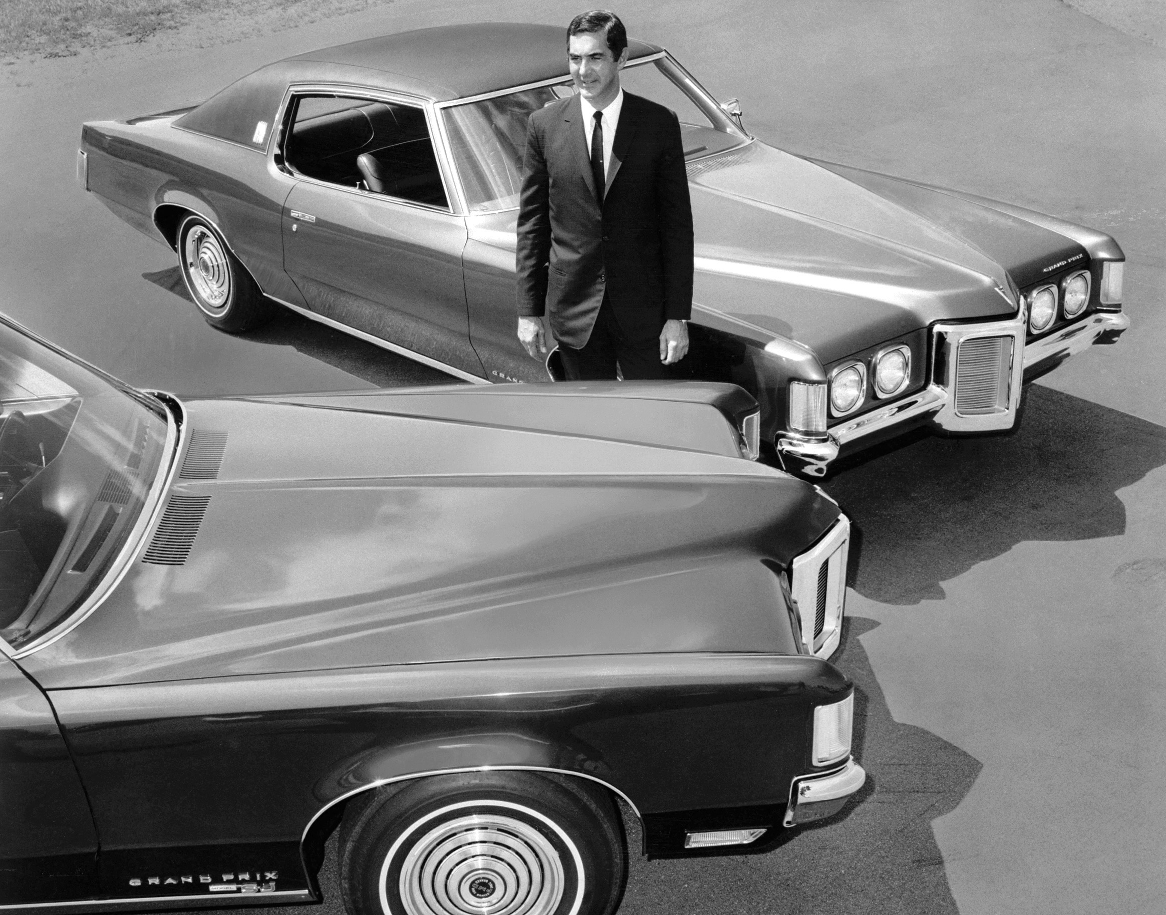 1969 pontiac grand prix delorean