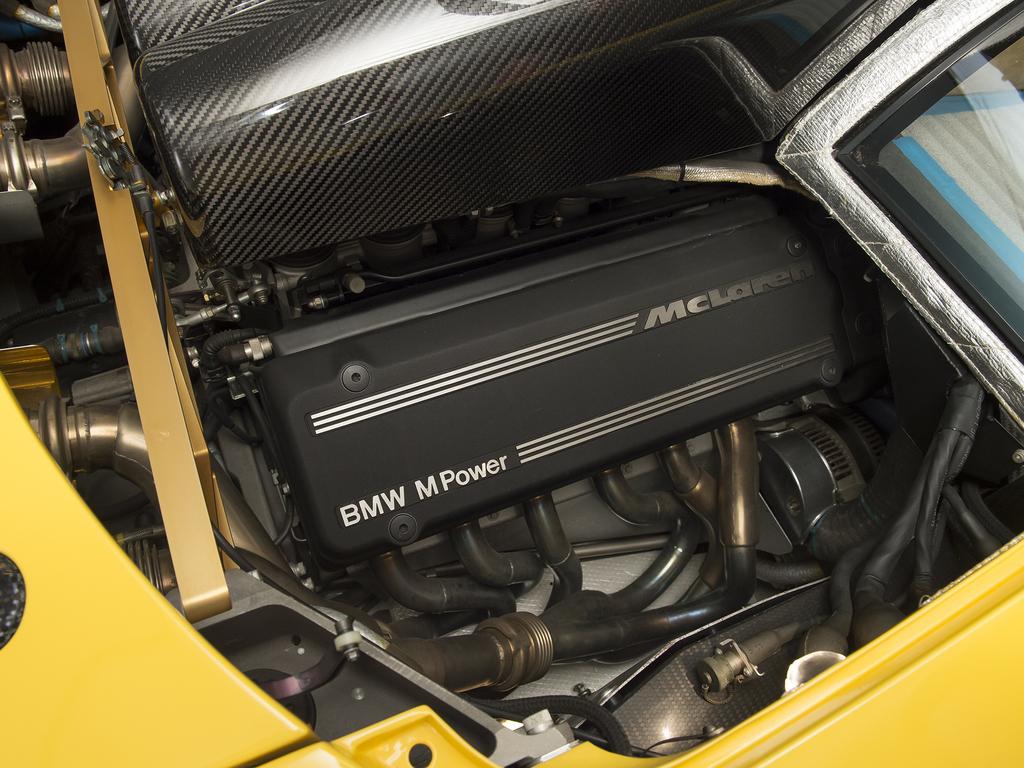 1997 McLaren F1 engine
