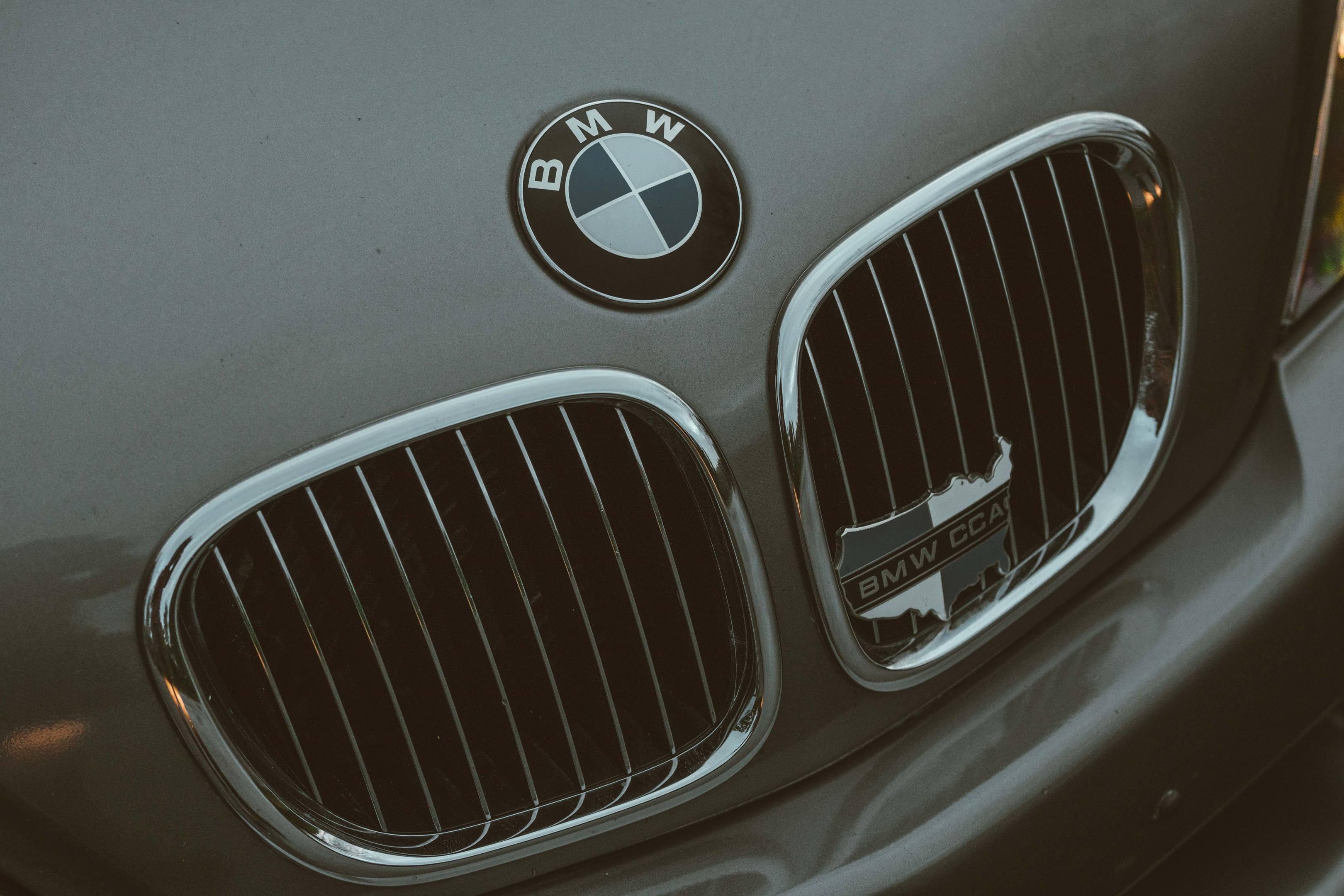 2001 BMW Z3 2.5i grille