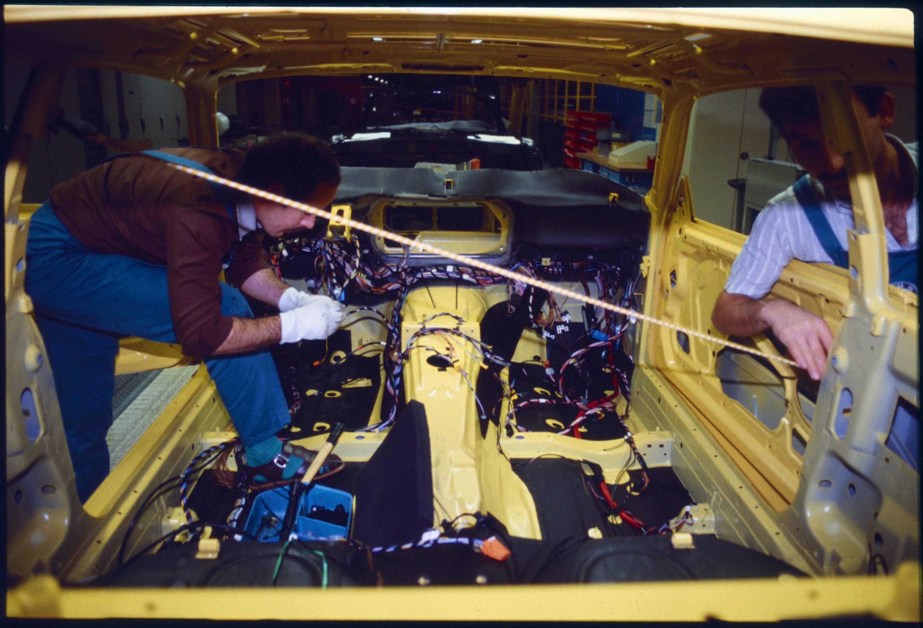 E36 M3 wiring