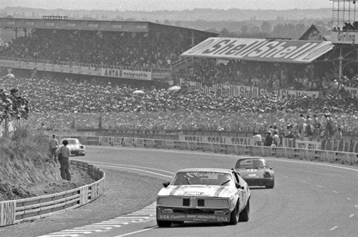 1974 Dodge Charger on Le Mans