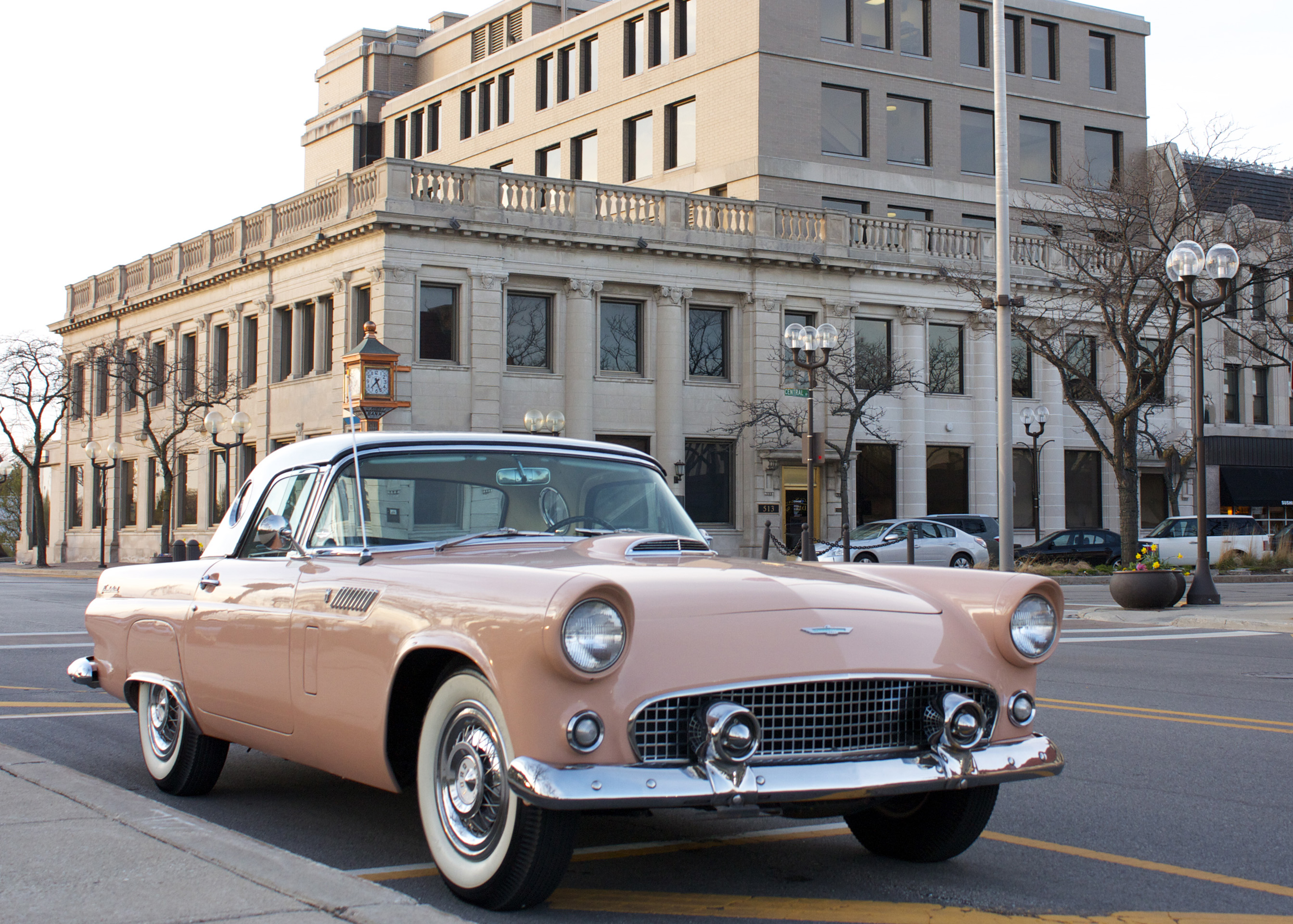Deb Powless' 1956 Ford Thunderbird