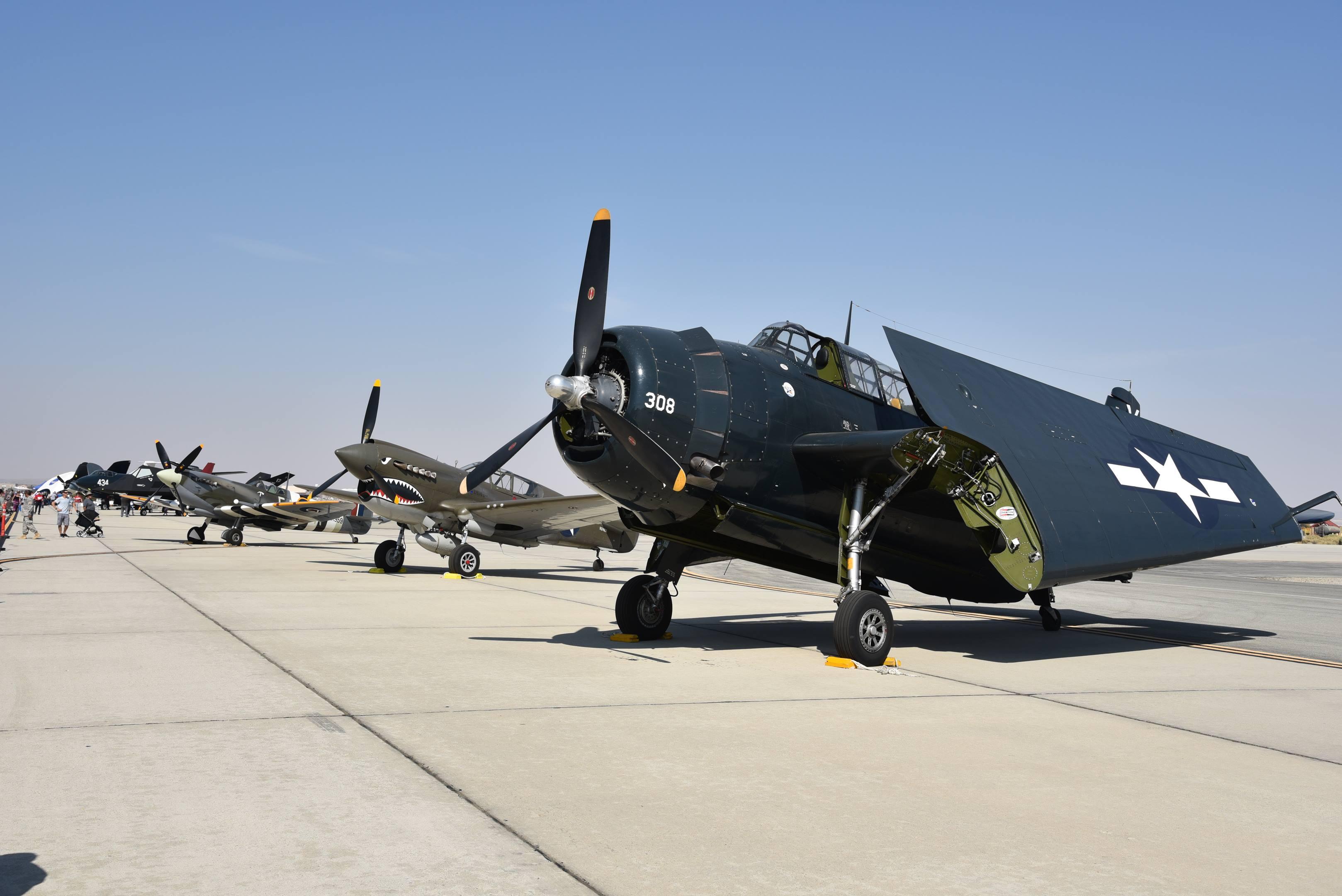 grumman avenger p40 warhawk supermarine spitfire