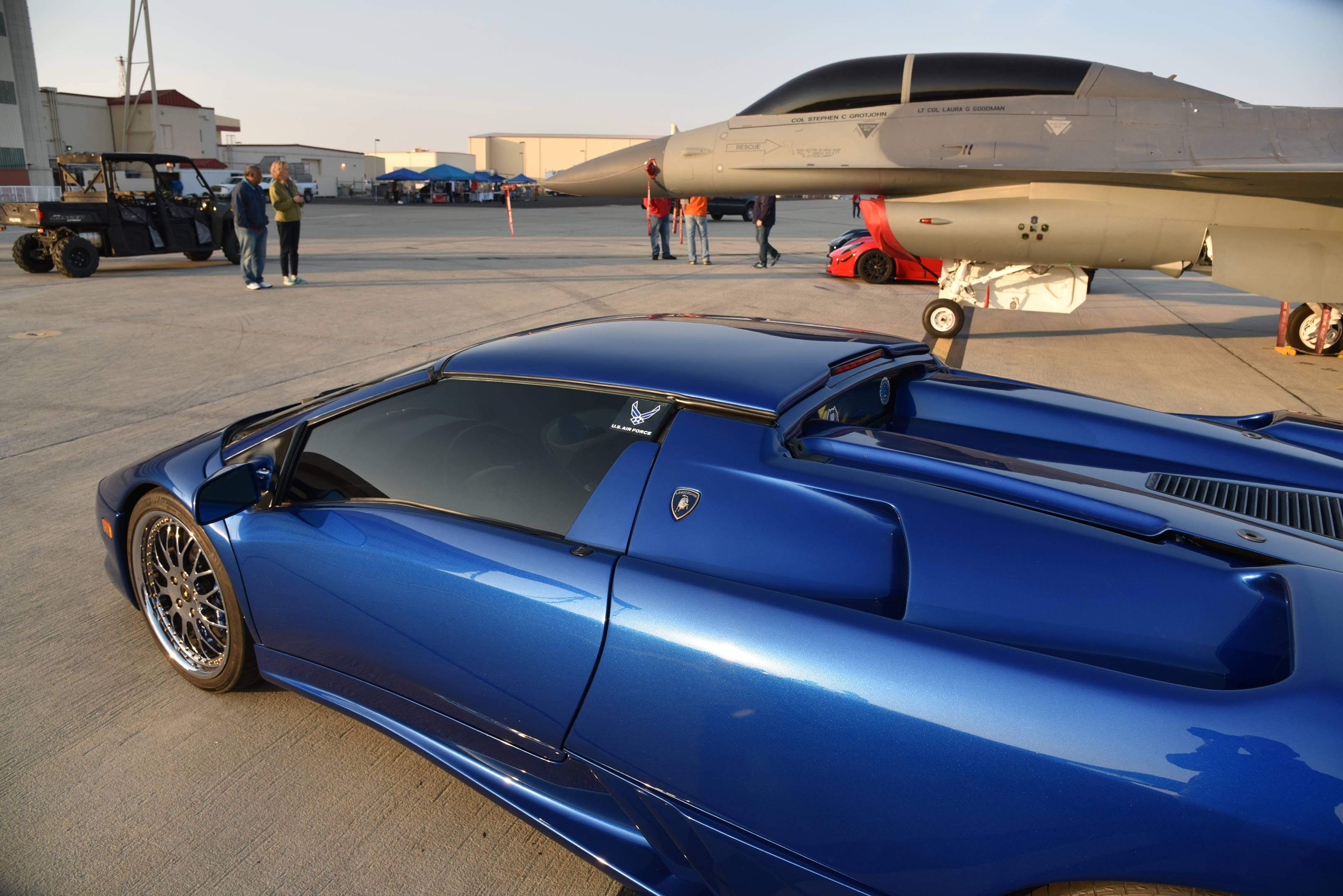air force blue diable vt roadster