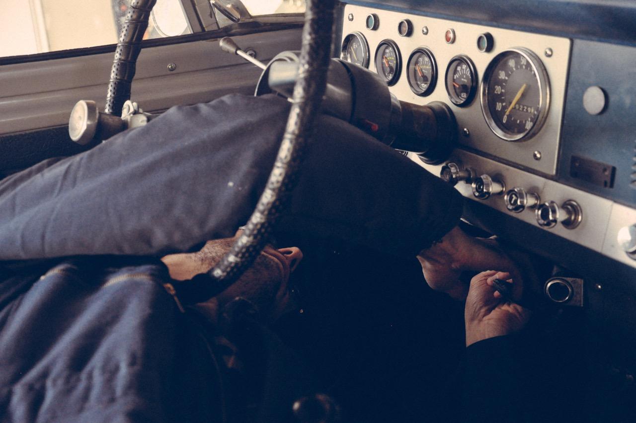 rewiring a 1970 Scout 800A