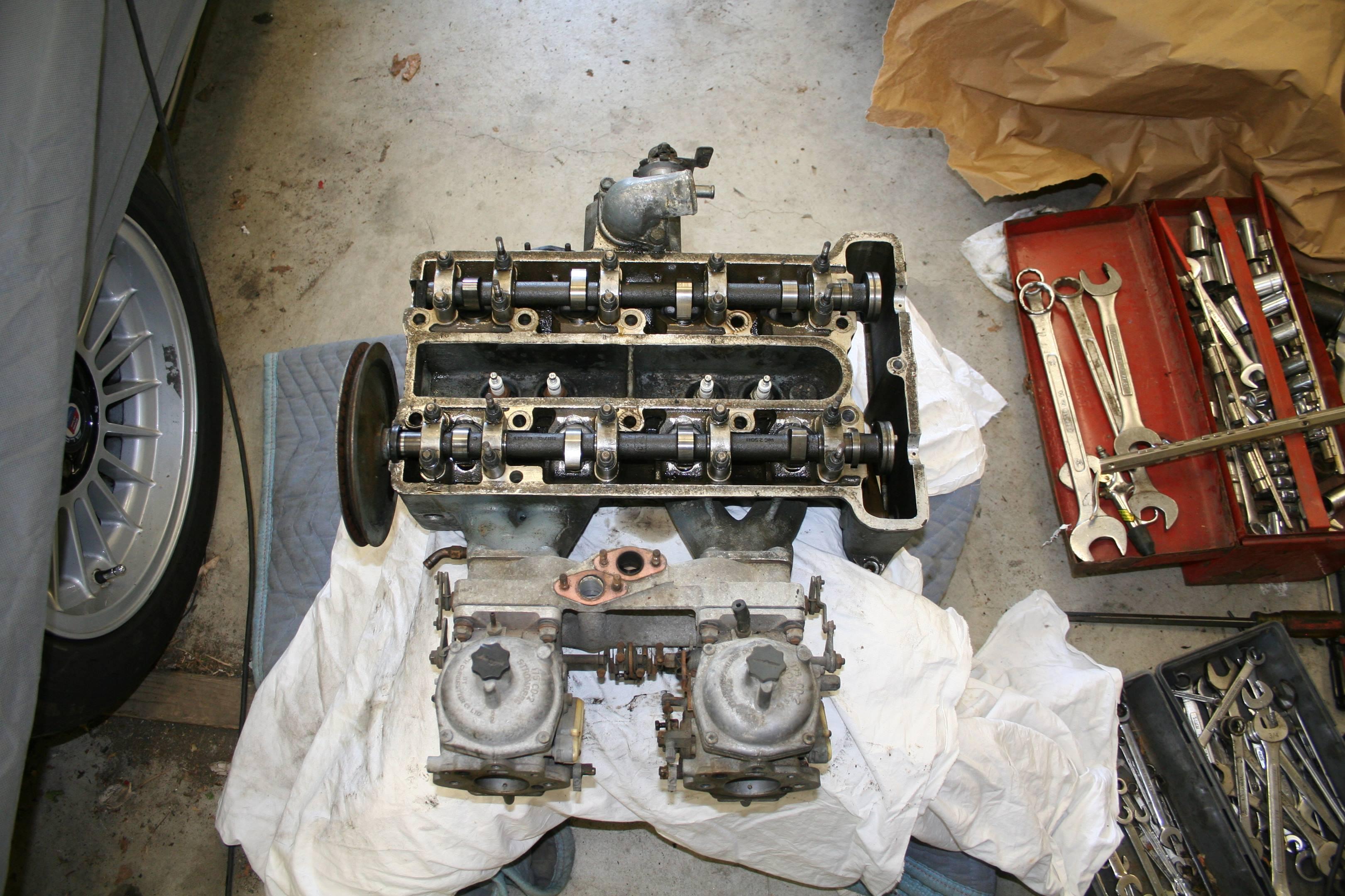 Rob Siegel lotus engine