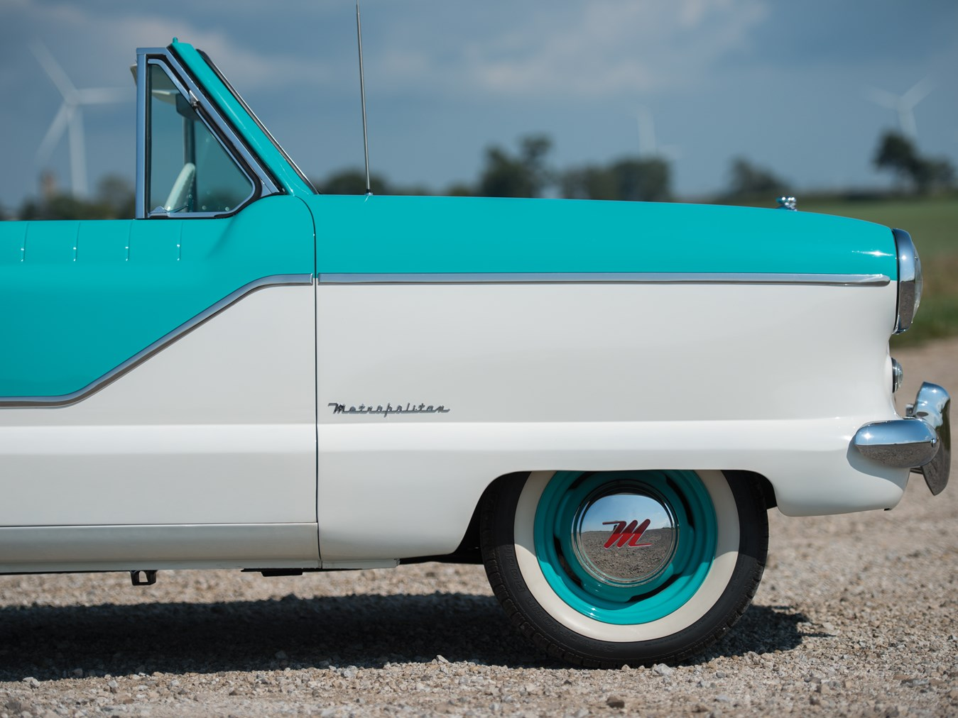 1961 AMC Metropolitan 1500 Convertible detail