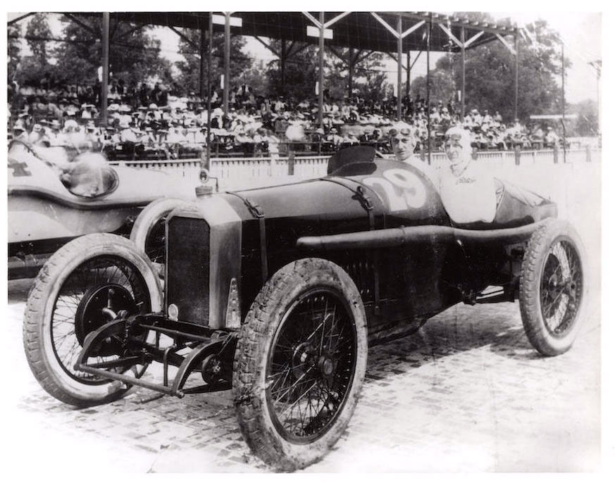 1914 Peugeot L45 Grand Prix Two Seater archive photo