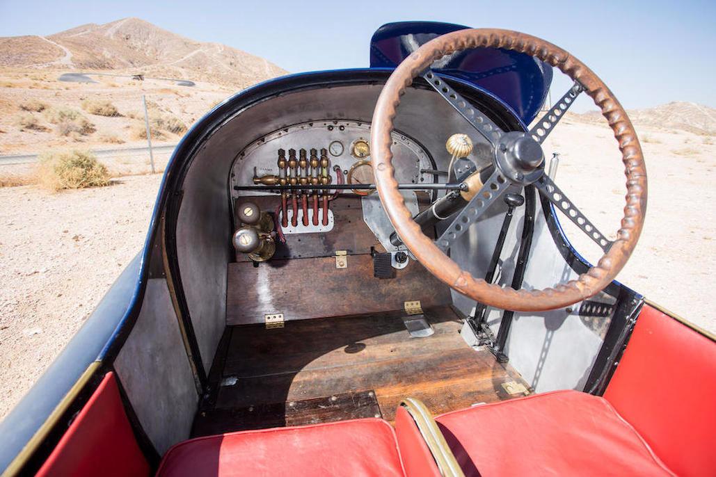 1914 Peugeot L45 Grand Prix dash