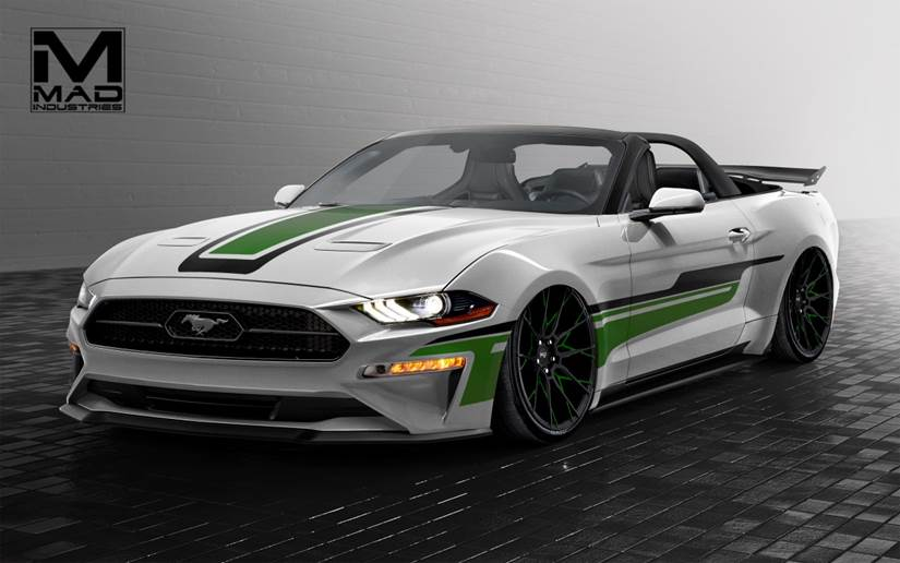 2018 MAD Mustang