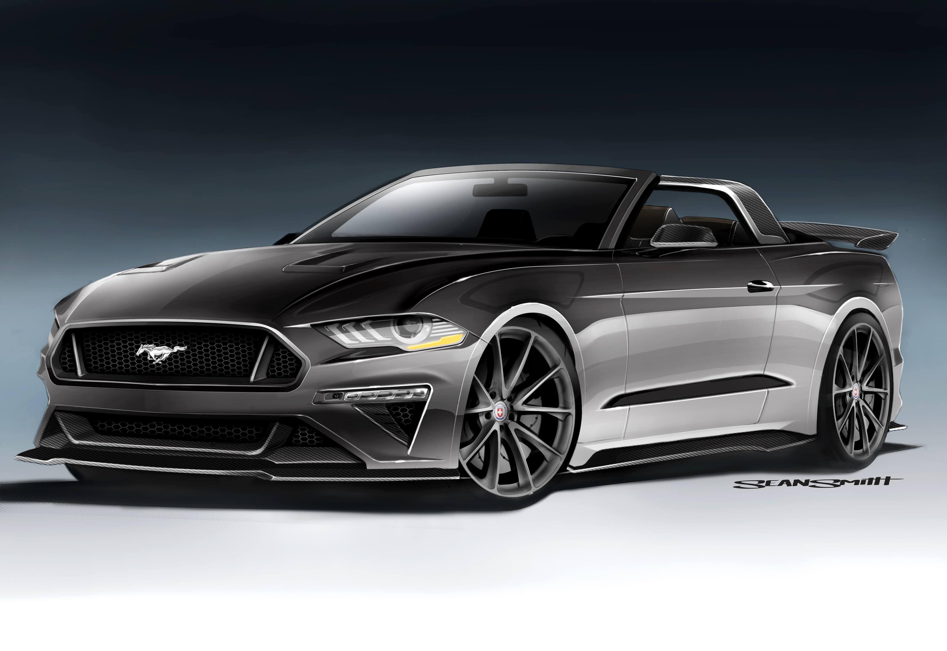 2018 Speedkore Mustang