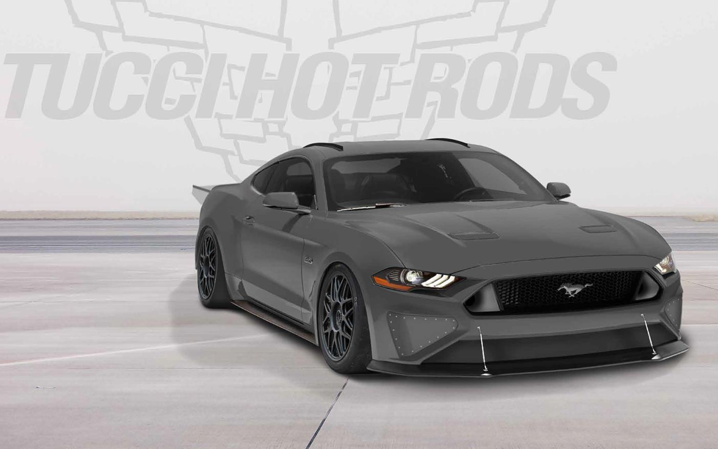 2018 Tucci Hot Rods Mustang