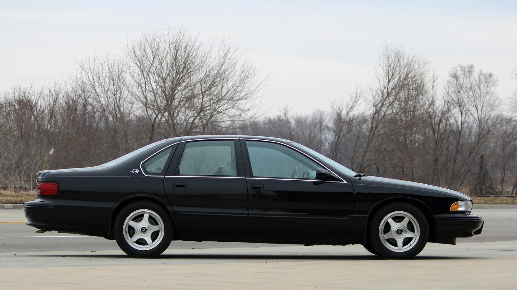 1995 Chevrolet Impala SS profile