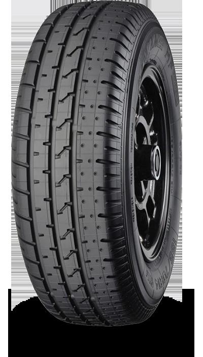 Advan HF Type D tire