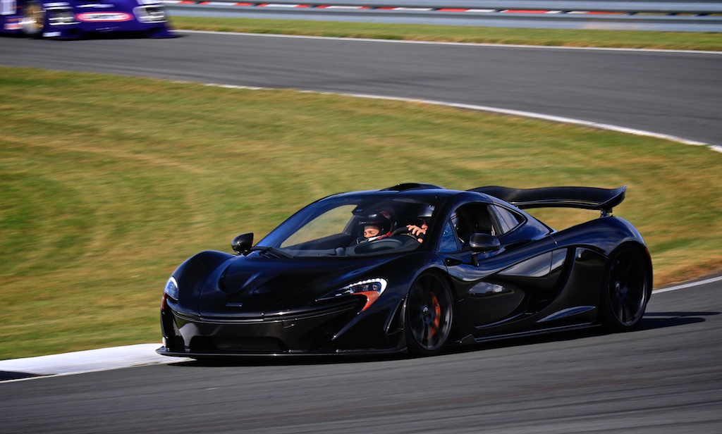 mclaren p1 gtr art in motion monticello