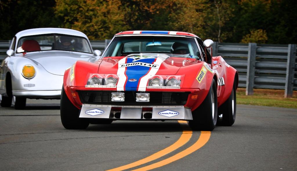 corvette 1968 1972 nart le mans l88