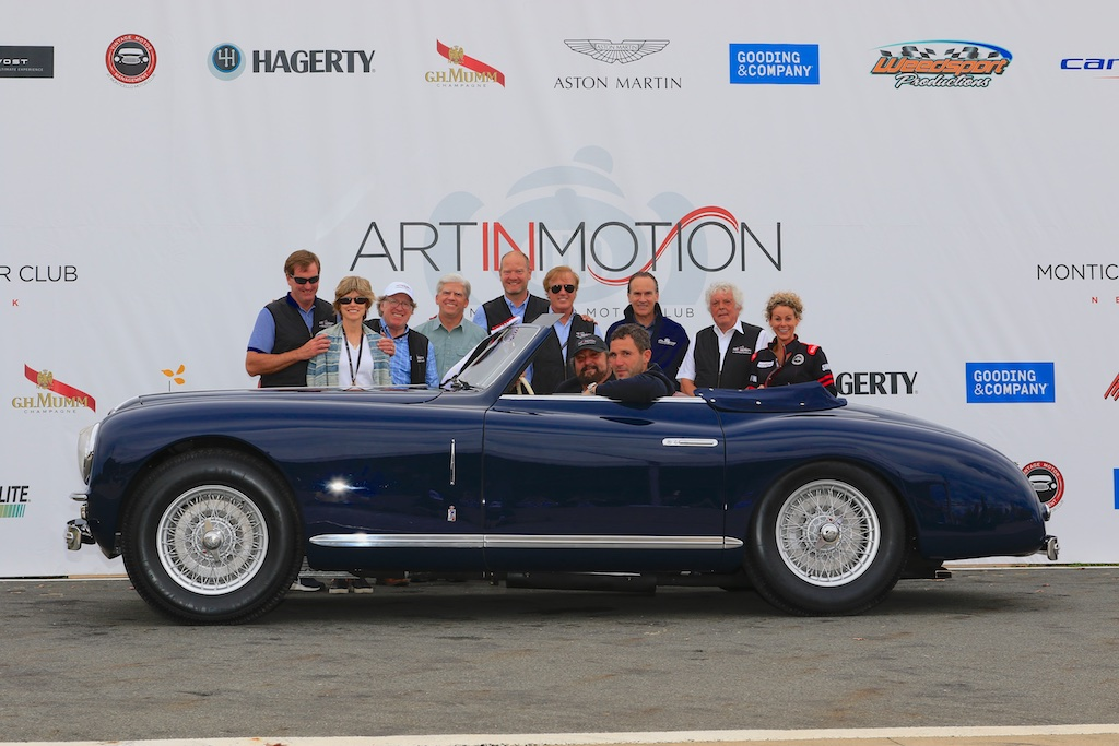 art in motion 2017 best in show 1949 alfa romeo 6c