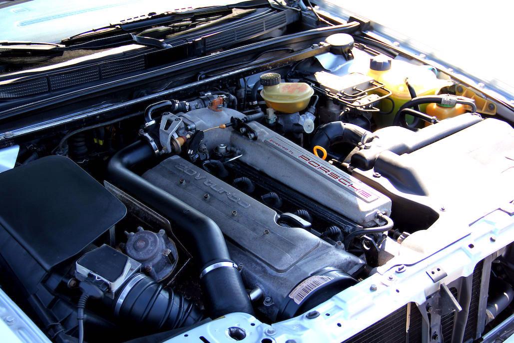 1995 Audi RS2 engine