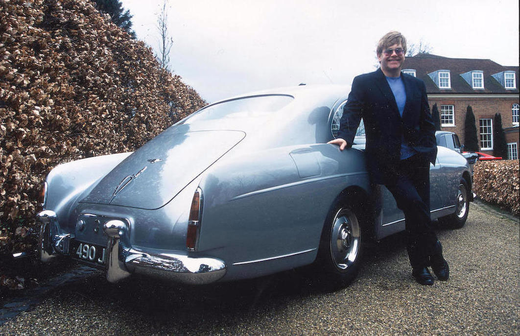 1959 Bentley S1 Continental HJ Mulliner