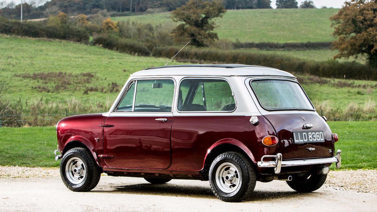 1966 Mini Cooper S by Radford