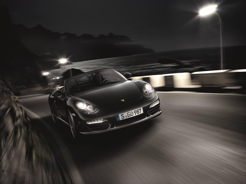 2012 Porsche Boxster Black Edition