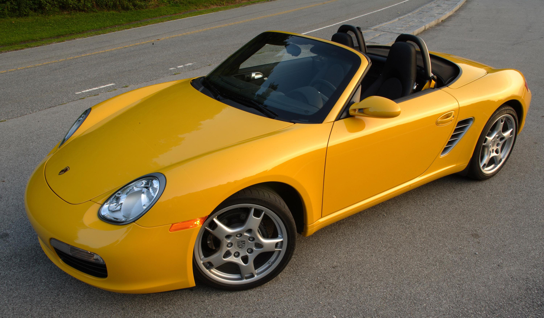 2007 Porsche Boxster