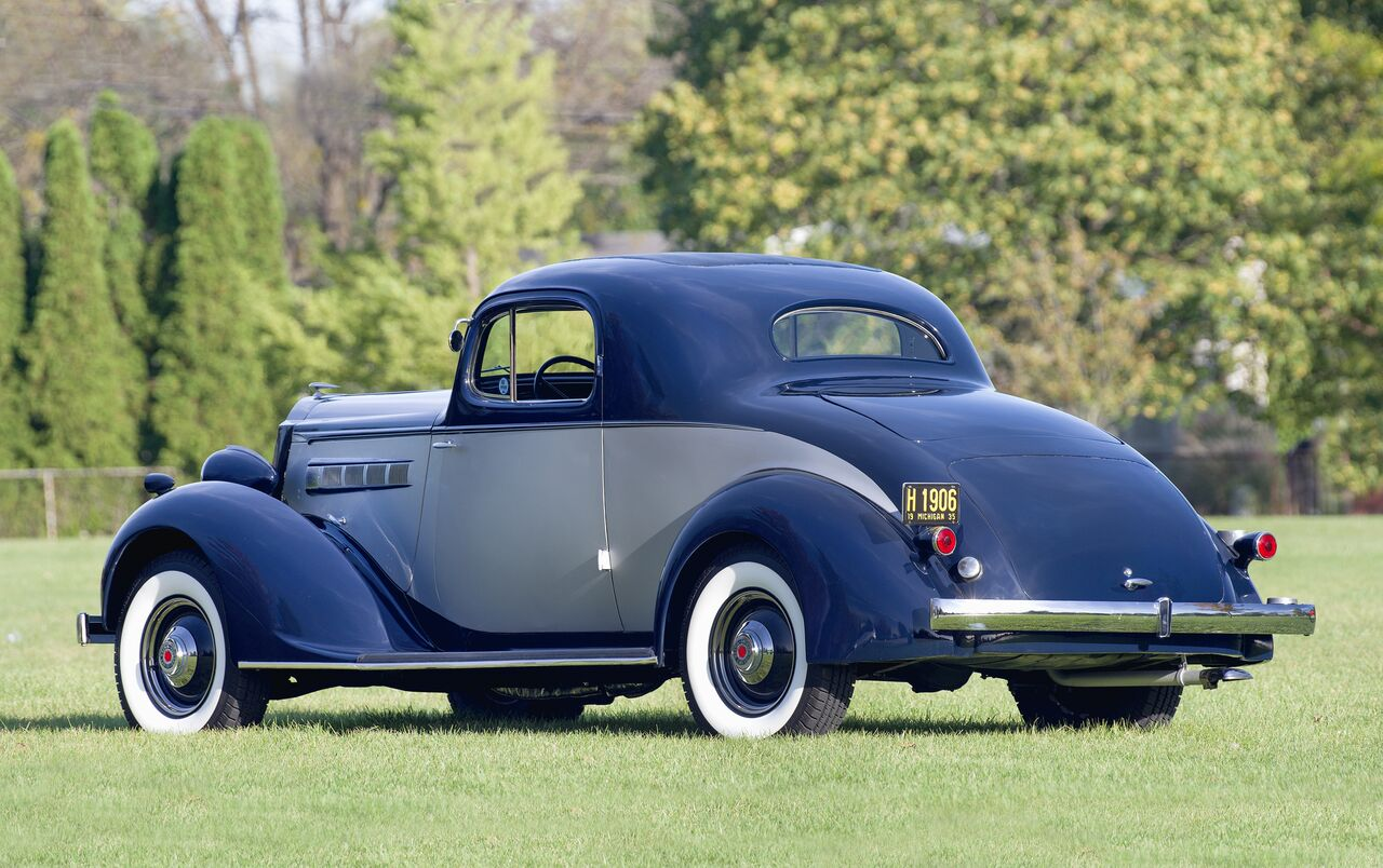 1935 Packard 120 Sport Coupe