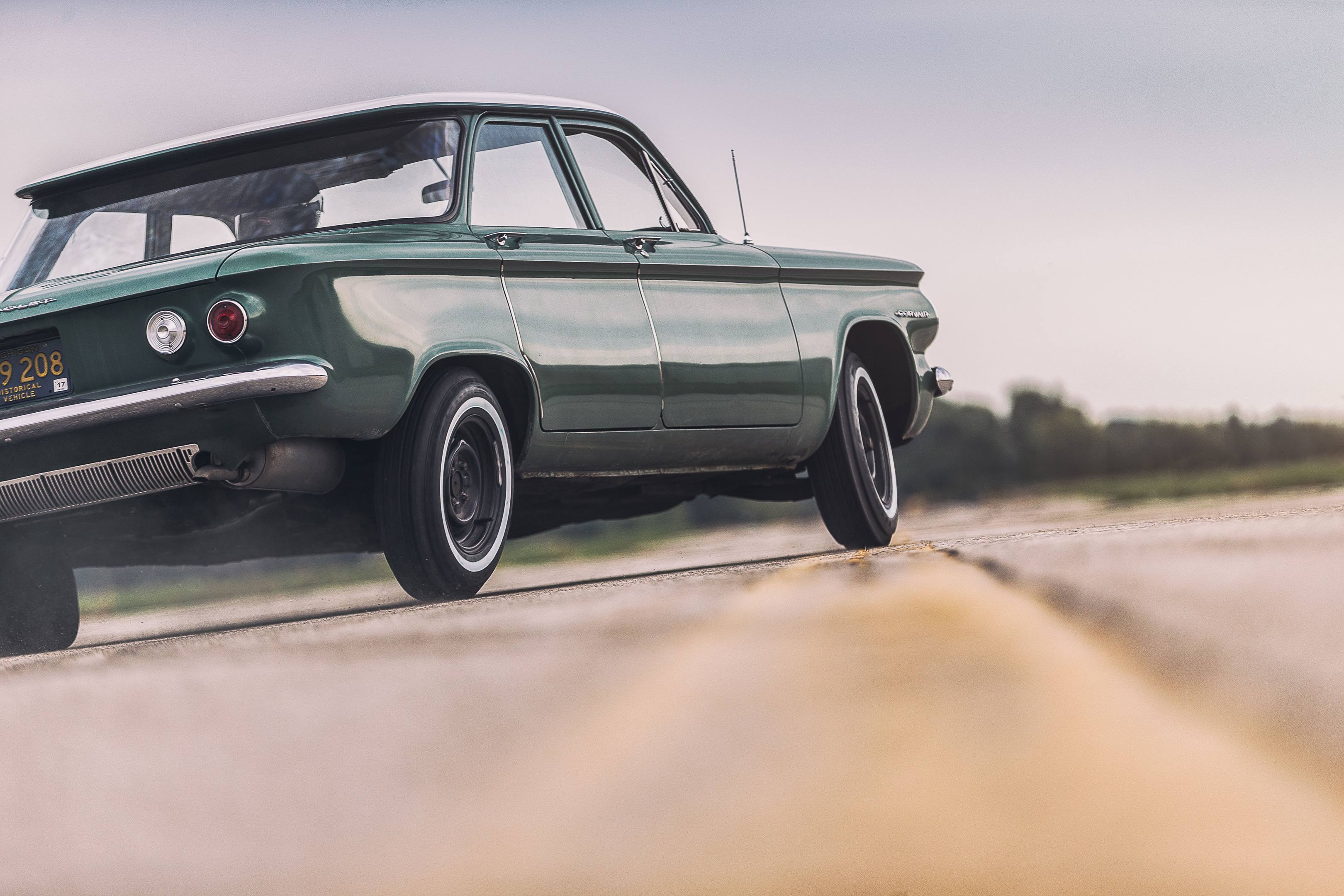 Will the Corvair Kill you?