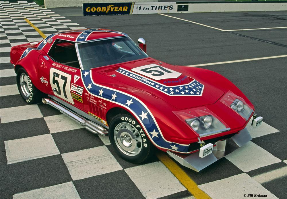 1969 Chevrolet Corvette L88 Convertible Rebel