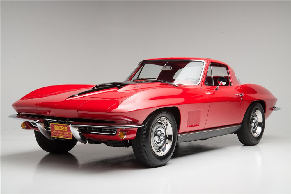 1967 Chevrolet Corvette L88 Coupe