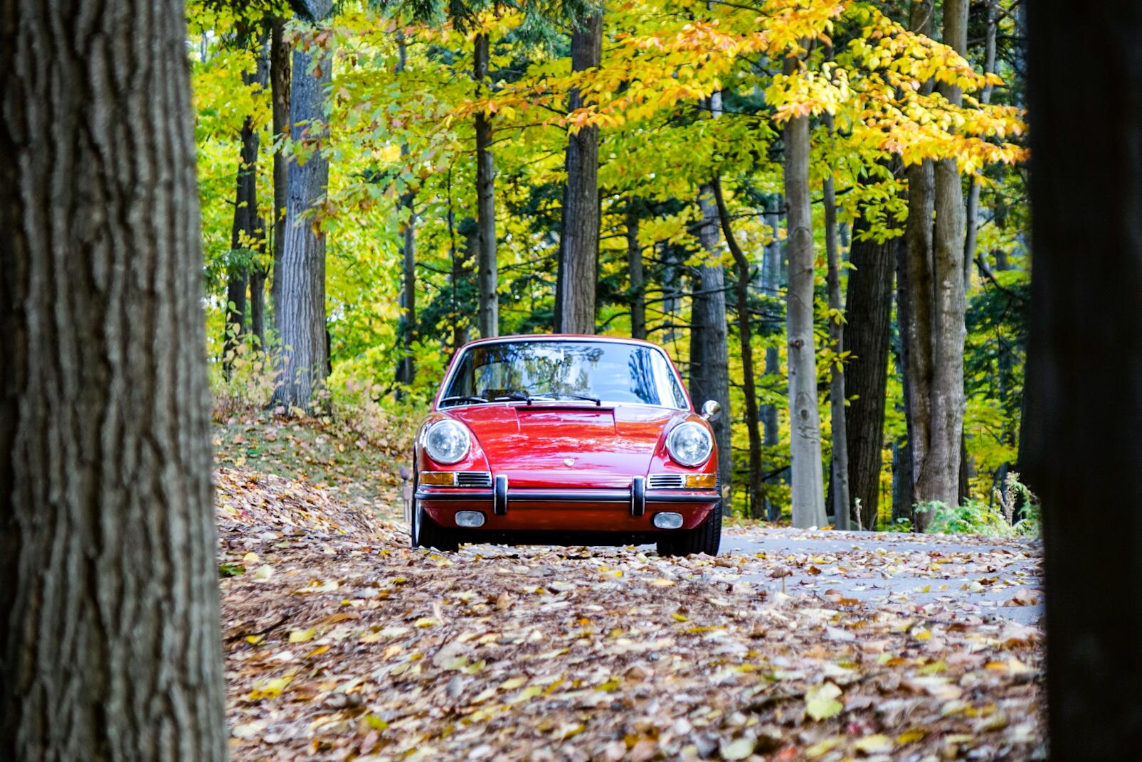 McKeel Hagerty's 1967 Porsche 911S