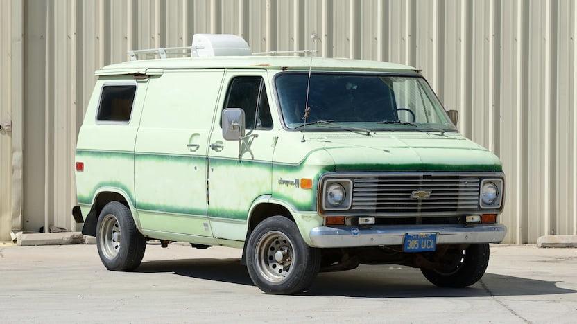 1976 Chevrolet Custom Van