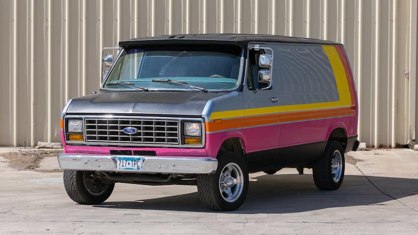 1990 Ford Custom Van