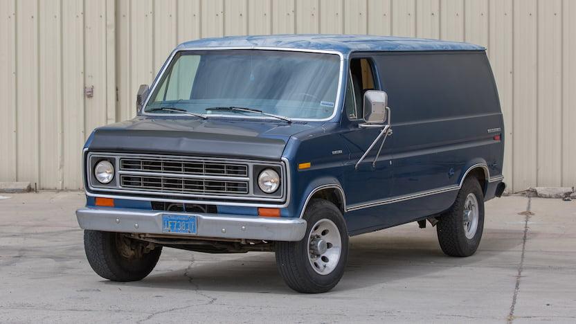 1977 Ford Econoline Van