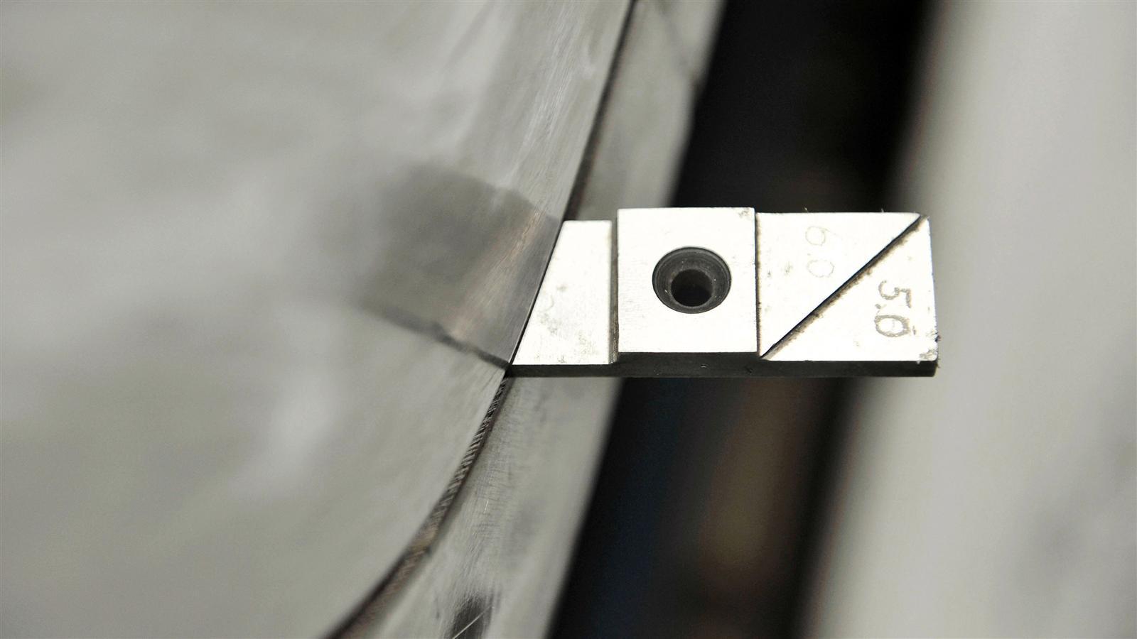 Porsche 911 Factory Restoration spacing tool