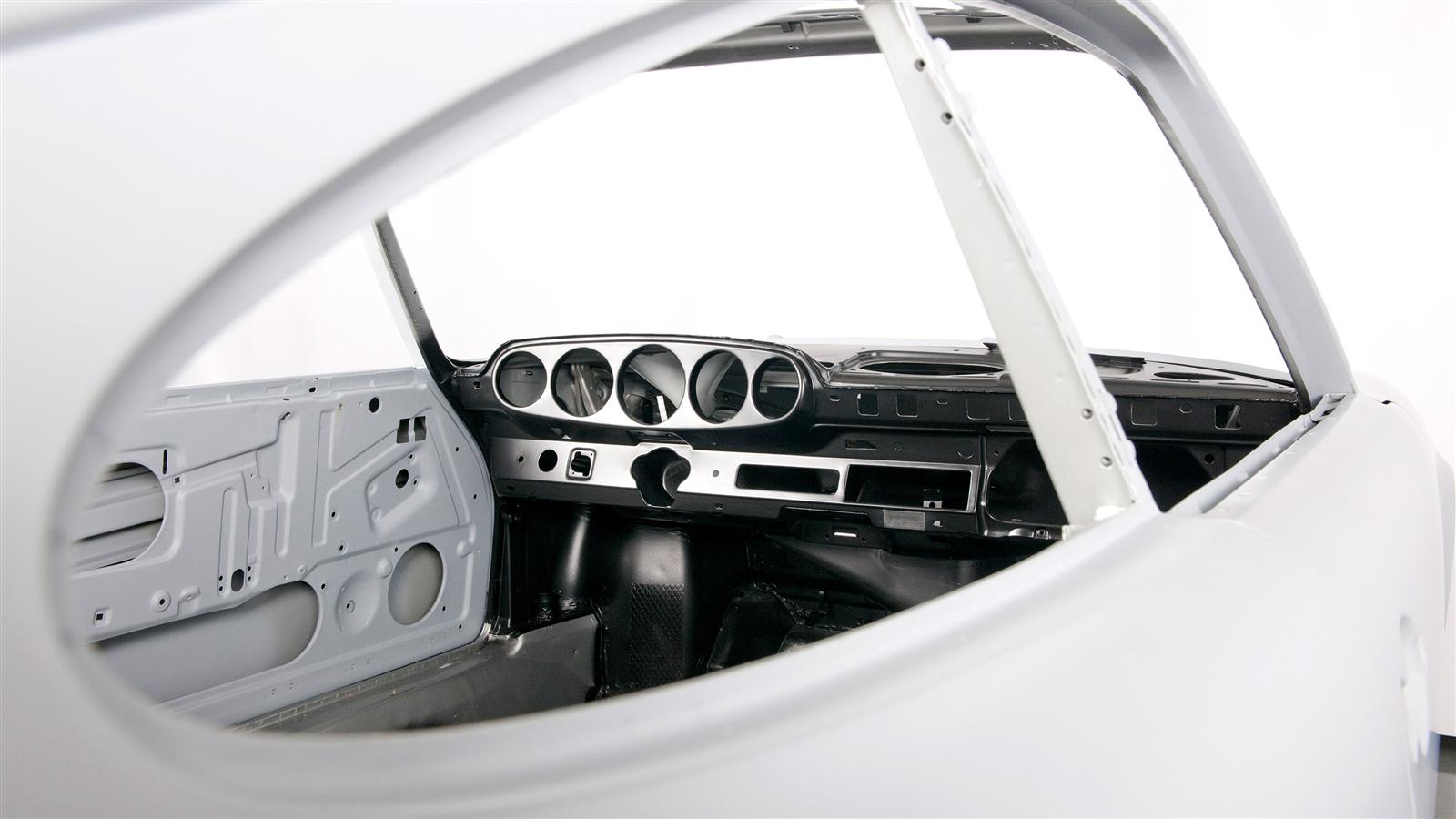Porsche 911 Factory Restoration work