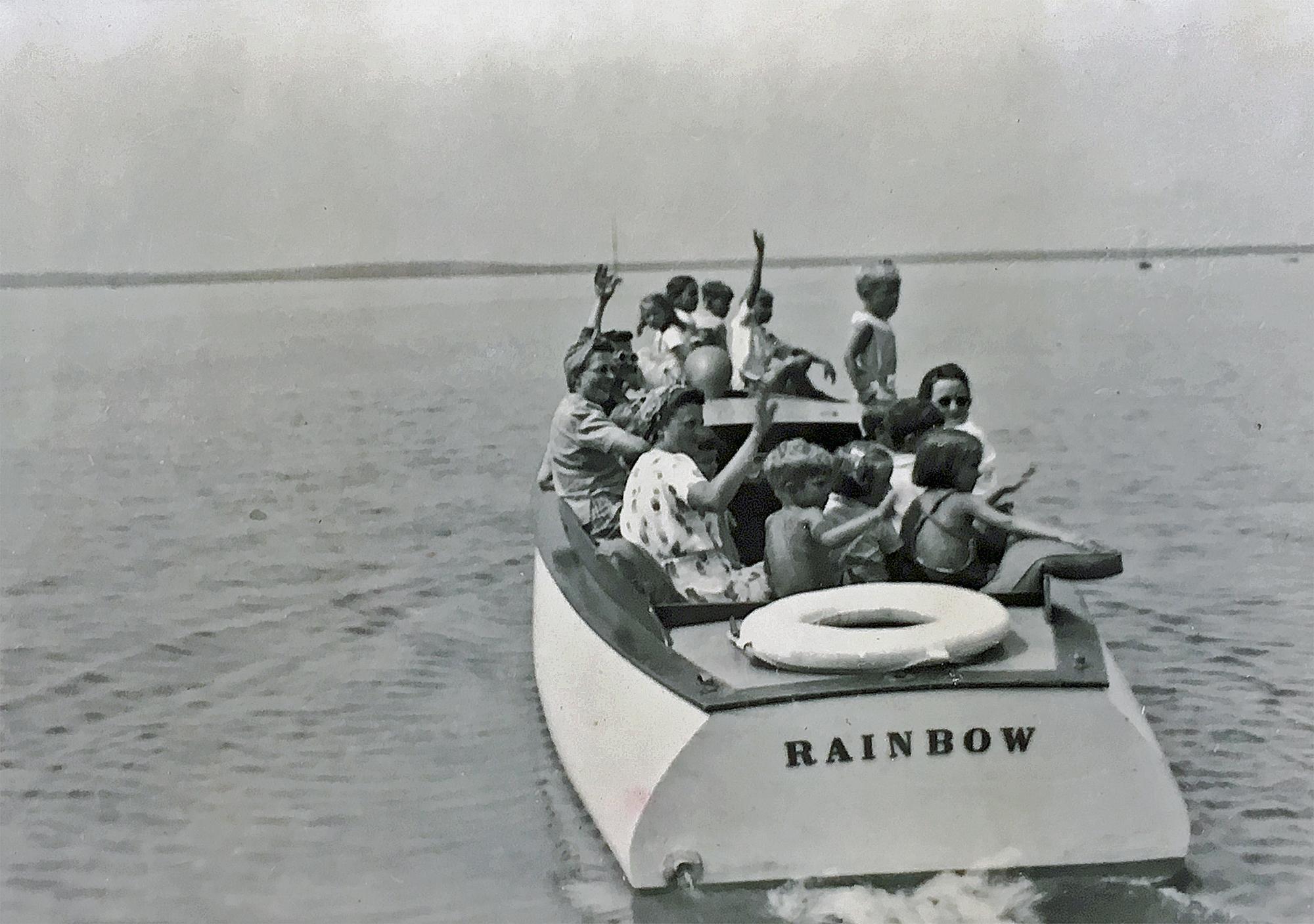 1940 Rainbow