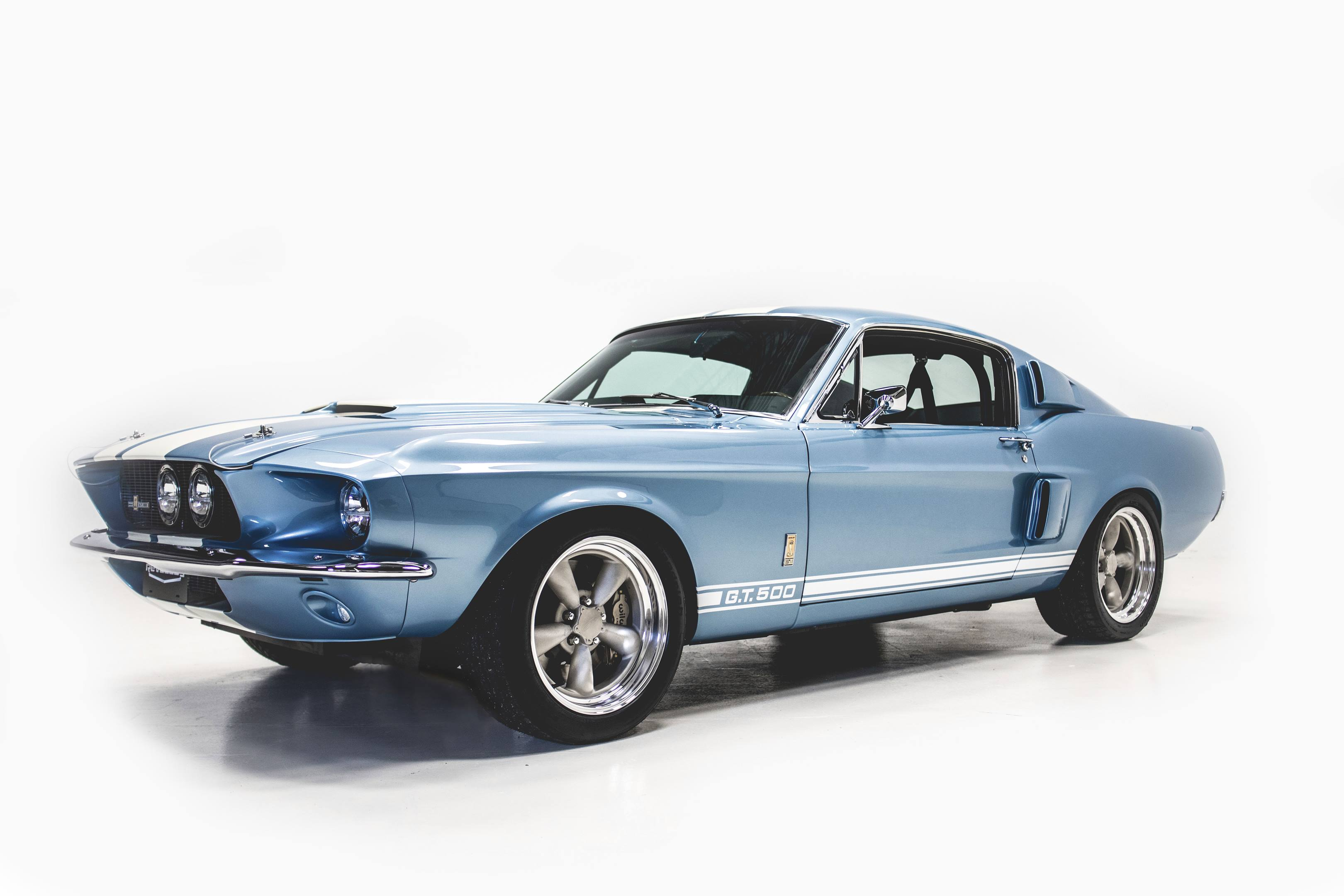 Revology Shelby GT350 front 3/4
