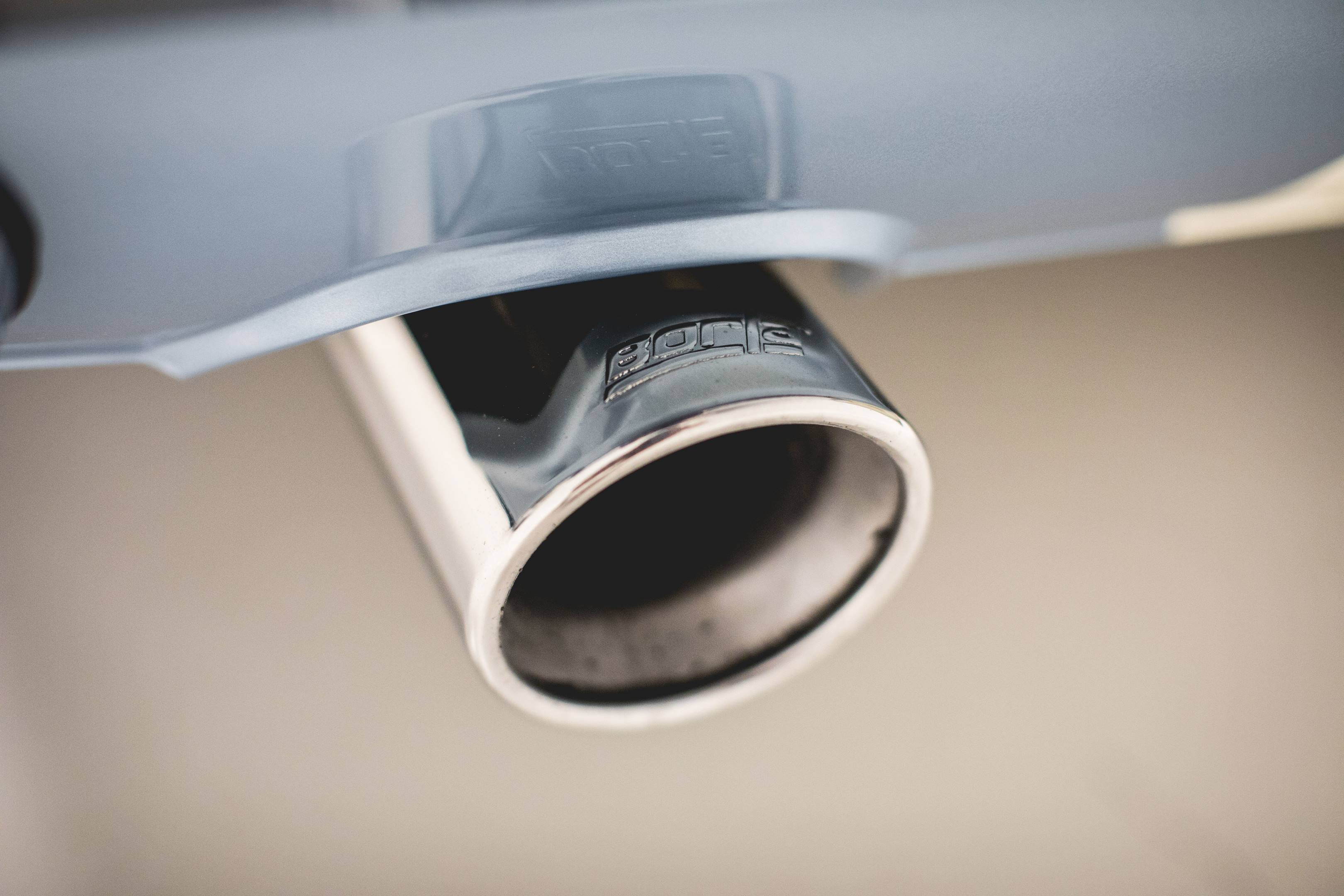 Revology Shelby GT350 exhaust