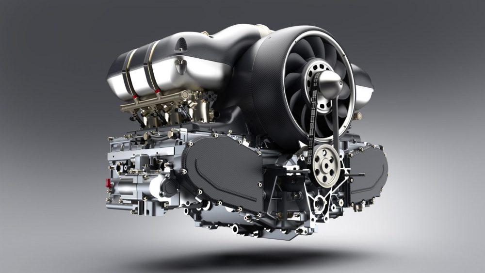 Singer Vehicle Design engine