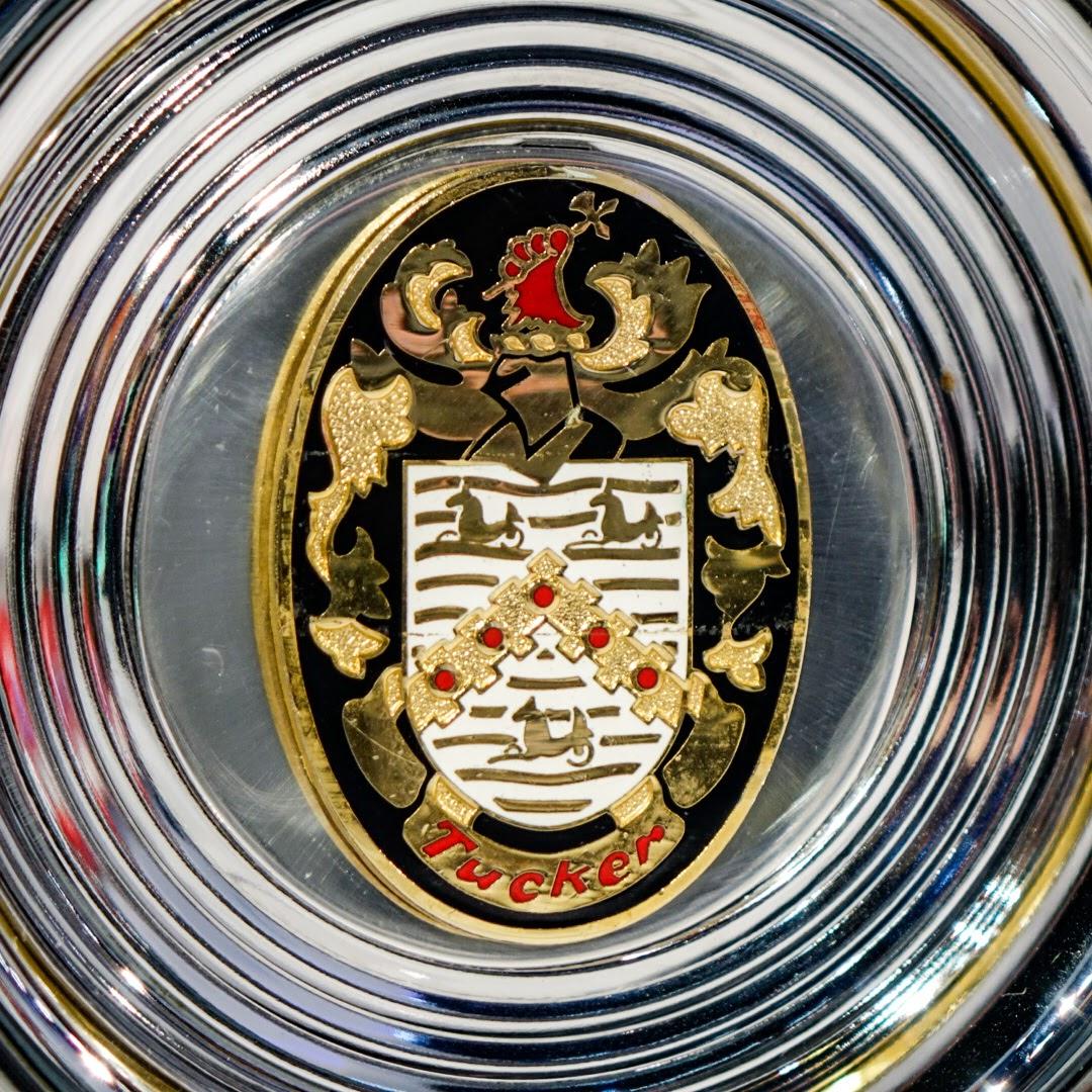 Rob Ida Tucker Replica SEMA wheel detail