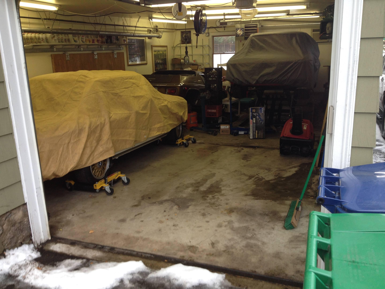 Rob Siegel's garage